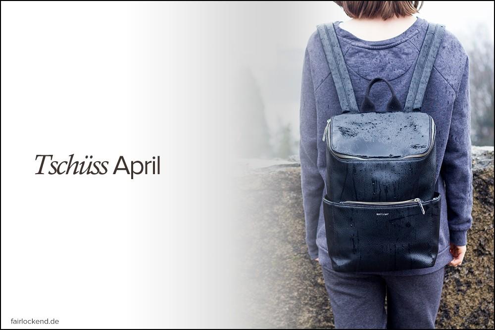 Blick zurück: April